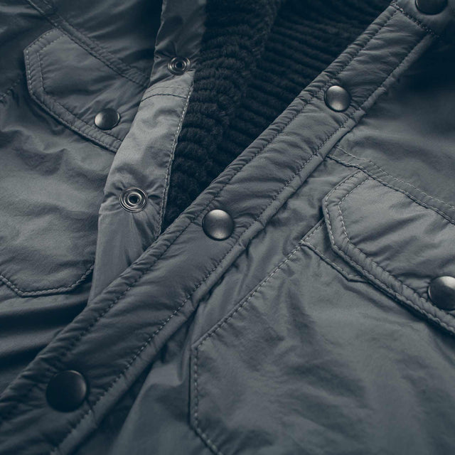 The Albion Jacket in Grey