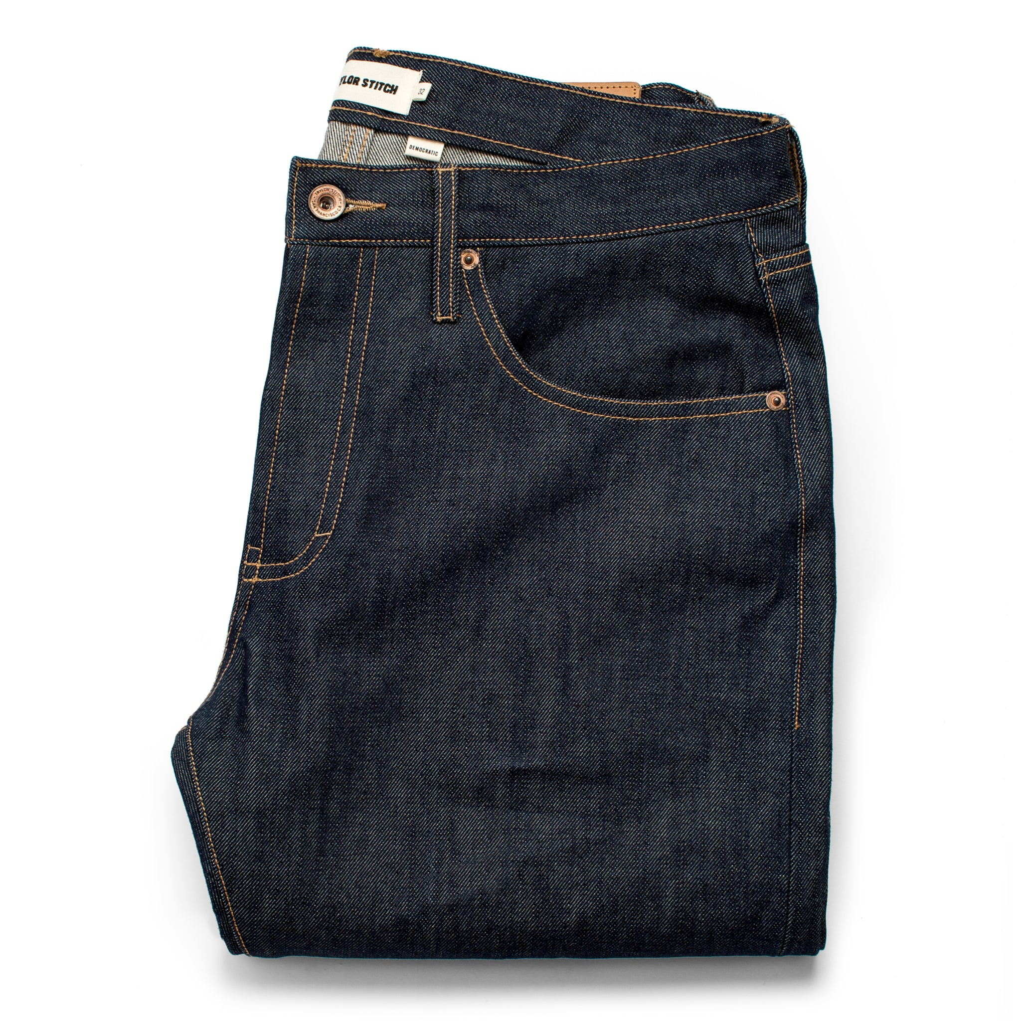 Taylor Stitch Selvage Jeans