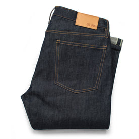 The Democratic Jean in Organic '68 Selvage
