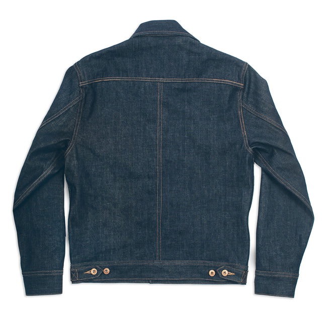The Long Haul Jacket in Cone Mills '68 Selvage