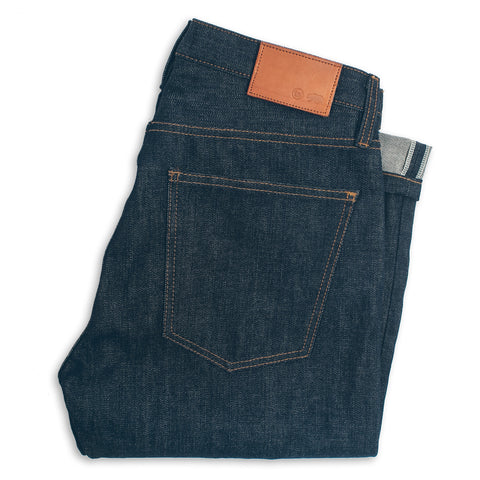 The Slim Jean in Cone Mills '68 Selvage - featured image