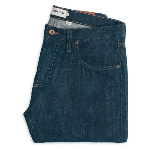 The Democratic Jean in Cone Mills '68 Selvage - featured image