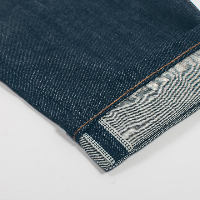 The Slim Jean in Cone Mills '68 Selvage