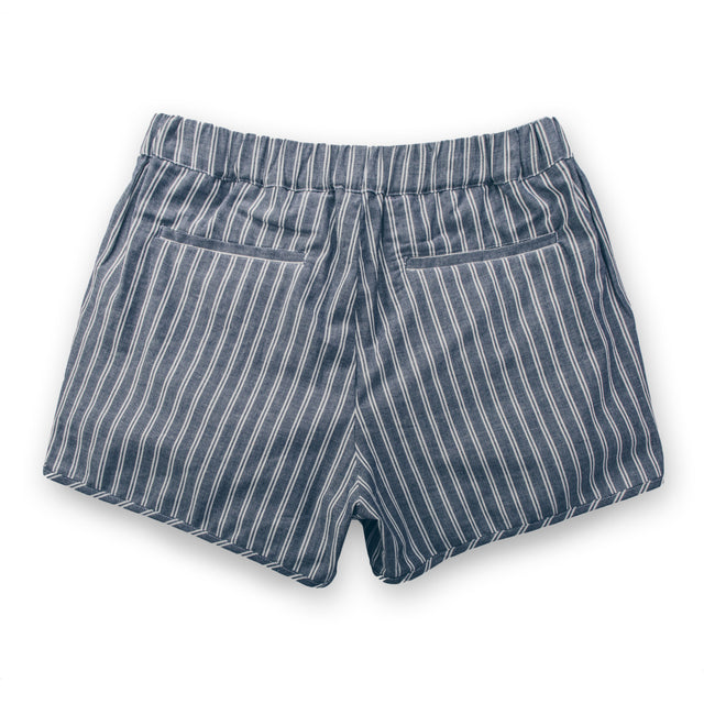 The Surf Short in Indigo