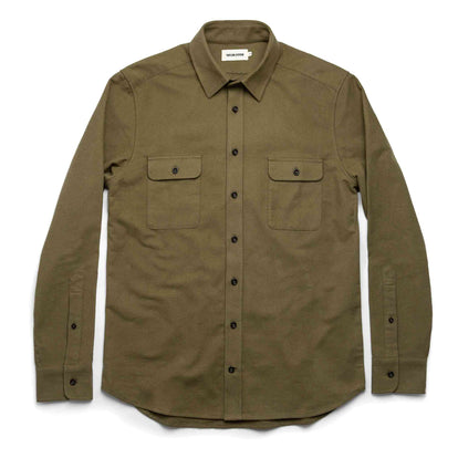 The Yosemite Shirt in Dusty Army: Alternate Image 8