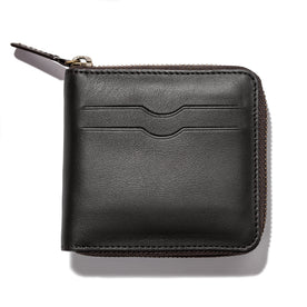 The Zip Wallet in Black: Alternate Image 4