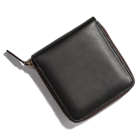 The Zip Wallet in Black: Featured Image
