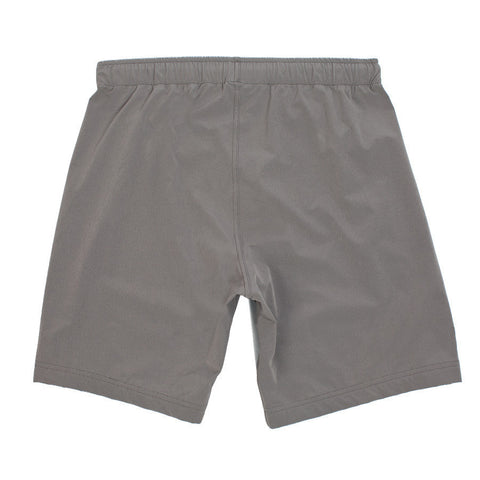 The Myles Everyday Short in Fog - alternate view