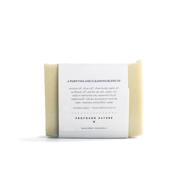 s/he Forest Brine Soap