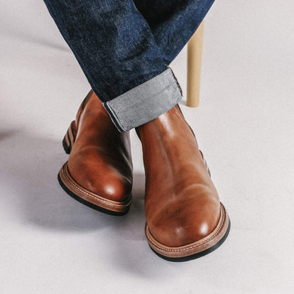 The Ranch Boot in Whiskey Cordovan: Alternate Image 4