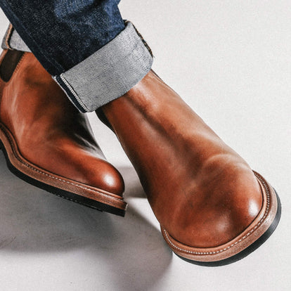 The Ranch Boot in Whiskey Cordovan: Alternate Image 1