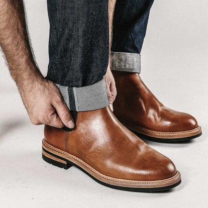 The Ranch Boot in Whiskey Cordovan: Alternate Image 2
