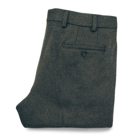 The Telegraph Trouser in Olive Wool: Alternate Image 4