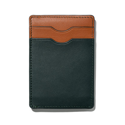 The Minimalist Wallet in Evergreen: Alternate Image 3