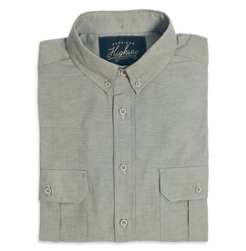 Steel Chambray Shotgun Shirt: Featured Image