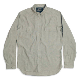 Steel Chambray Shotgun Shirt: Alternate Image 1