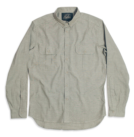 Steel Chambray Shotgun Shirt - alternate view