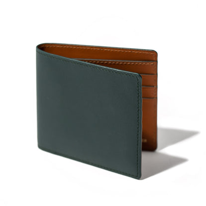 The Minimalist Billfold Wallet in Evergreen: Featured Image