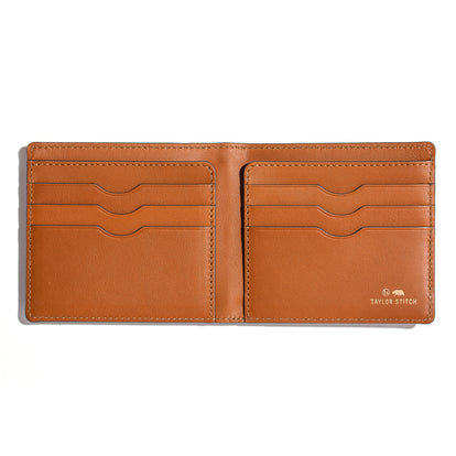 The Minimalist Billfold Wallet in Evergreen: Alternate Image 2