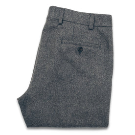 The Telegraph Trouser in Grey Wool: Alternate Image 2