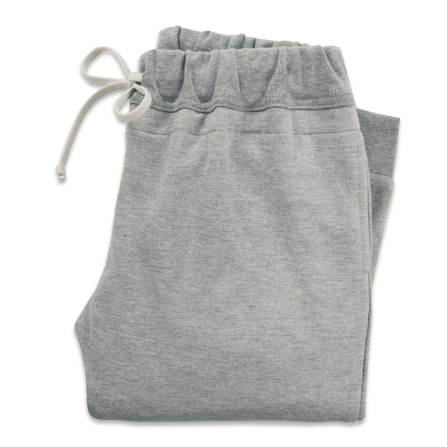 The Weekend Pant in Heather Grey