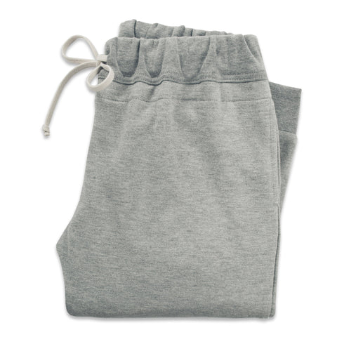 The Weekend Pant in Heather Grey - featured image