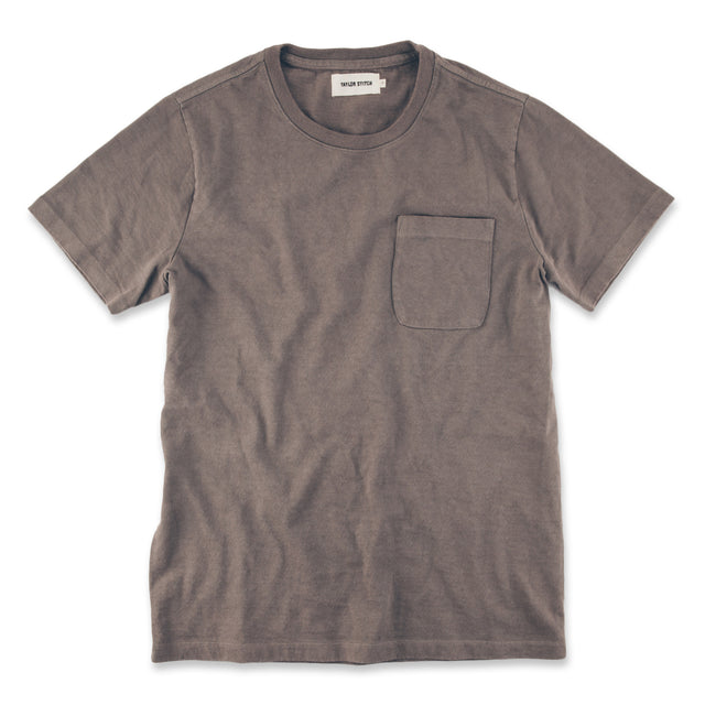 The Heavy Bag Tee in Slate
