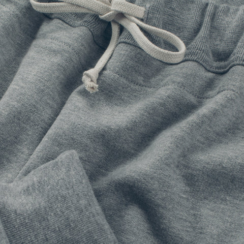The Weekend Pant in Heather Grey - alternate view