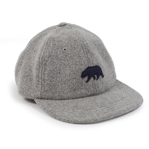 Ash Wool Bear Cap - featured image