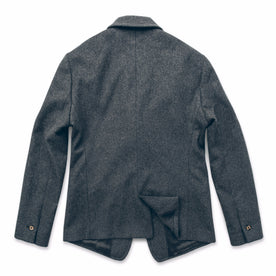 The Telegraph Blazer in Charcoal Wool: Alternate Image 7
