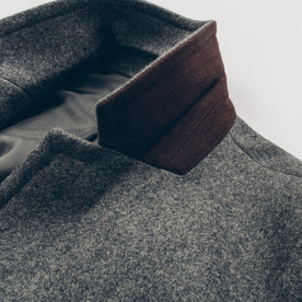 The Telegraph Blazer in Charcoal Wool: Alternate Image 8