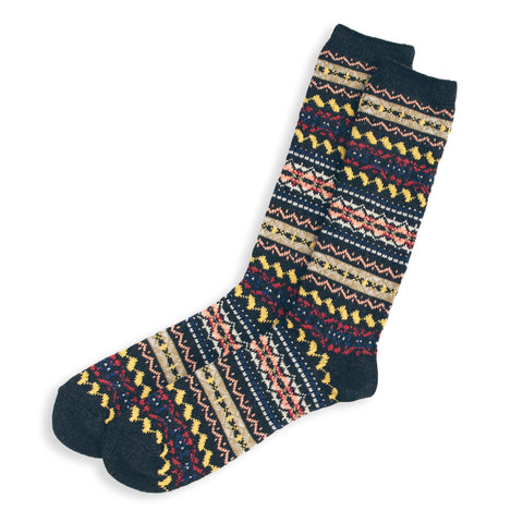 Anonymous Ism Fair Isle - Charcoal - featured image