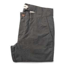 The Travel Chino in Charcoal: Featured Image