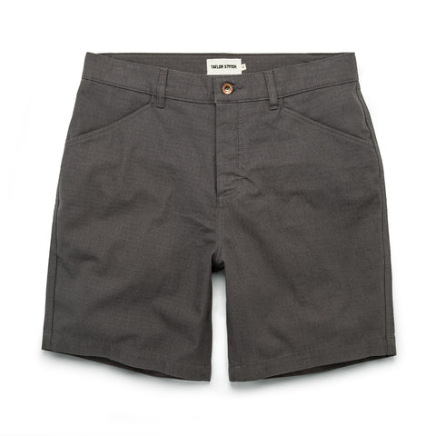 The Camp Short in Gravel Ripstop - featured image