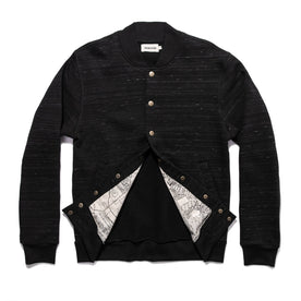 The Bomber in Black Fleece: Alternate Image 10