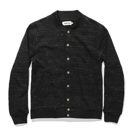 The Bomber in Black Fleece: Featured Image