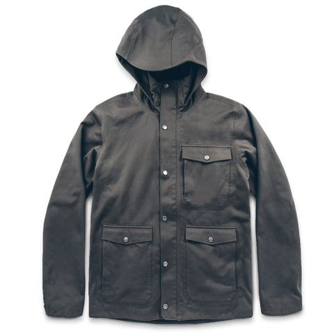 The Hawkins Jacket in Charcoal Neoshell - featured image