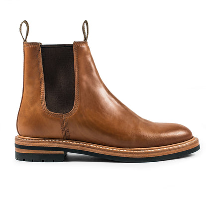 The Ranch Boot in Whiskey Cordovan: Featured Image