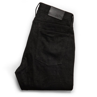 The Slim Jean in Black Selvage: Alternate Image 10