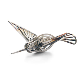The Hummingbird in Stainless Steel: Featured Image
