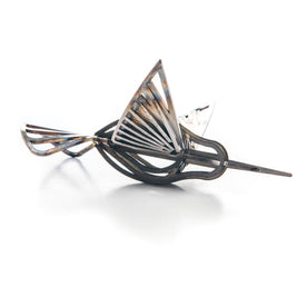 The Hummingbird in Stainless Steel: Alternate Image 1