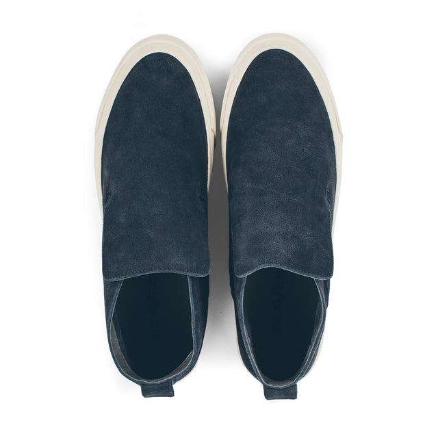 The Huntington Middie in Deep Navy