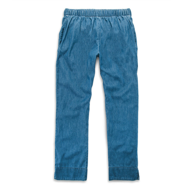 The Isla Pant in Sun Bleached Denim