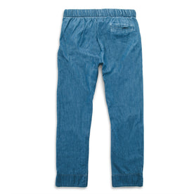 The Isla Pant in Sun Bleached Denim: Alternate Image 5
