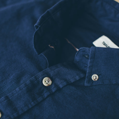 The Jack in Indigo Selvage - alternate view