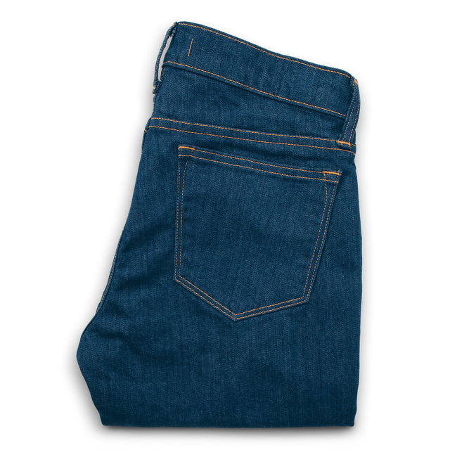 The Adler Jean in Indigo