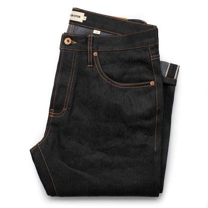 The Slim Jean in Yamaashi Orimono Recover Selvage: Featured Image