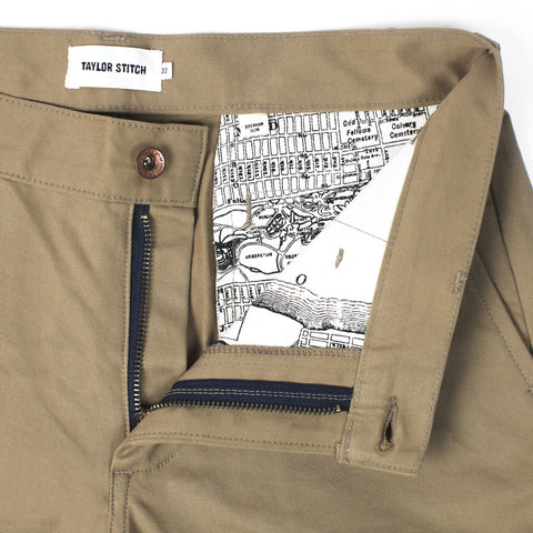 The Democratic Chino in Khaki - alternate view