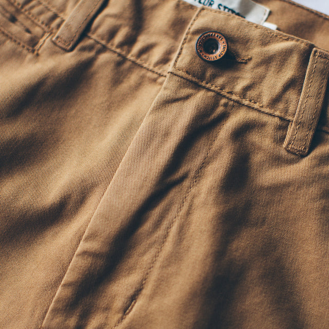 The Democratic Chino in British Khaki