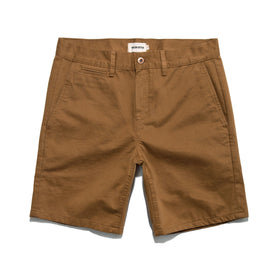 The Travel Short in British Khaki: Featured Image